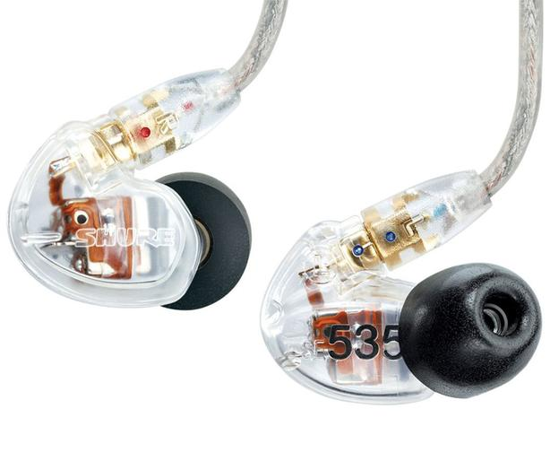 SHURE 535 EARPHONES