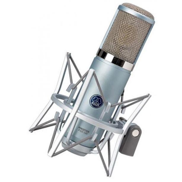 AKG Perception 820 Tube Large-Diaphragm Condenser Microphone