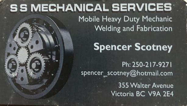 Mobile Red Seal Heavy Duty Mechanic and Welder Fabricator