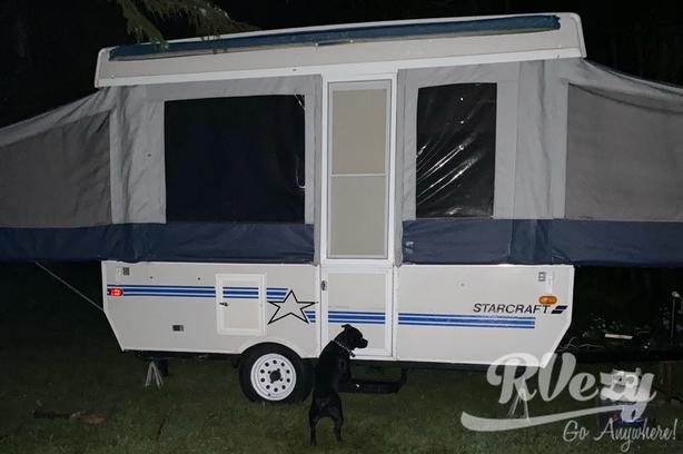Bonnie Blue (Rent  RVs, Motorhomes, Trailers & Camper vans)