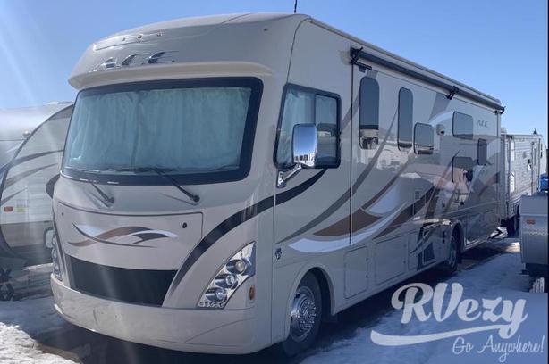 ACE 30.2 (Rent  RVs, Motorhomes, Trailers & Camper vans)