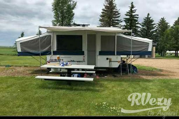 jay series (Rent  RVs, Motorhomes, Trailers & Camper vans)