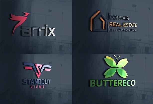 Best Premium Custom Logo Design Service