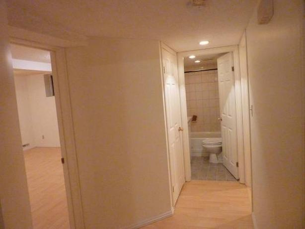 Spacious, remodelled two bedroom basement for rent