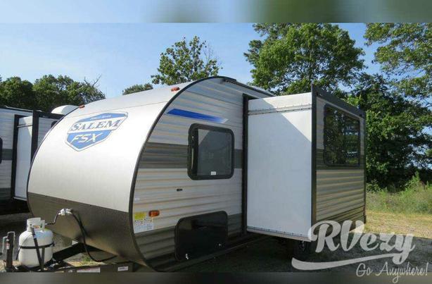 Fsx 178bhs (Rent  RVs, Motorhomes, Trailers & Camper vans)