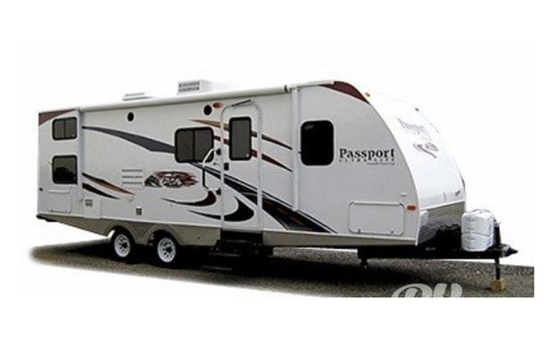 Passport ultra lite 2590 BH (Rent  RVs, Motorhomes, Trailers & Camper vans)