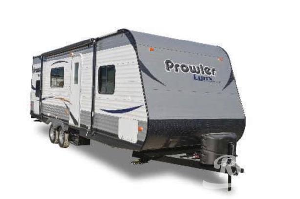 Prowler Lynx 25Lx  (Rent  RVs, Motorhomes, Trailers & Camper vans)