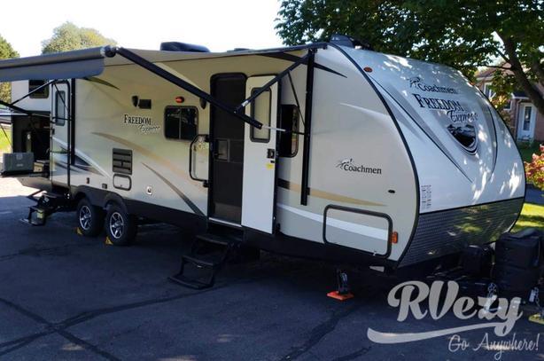 Freedom  (Rent  RVs, Motorhomes, Trailers & Camper vans)