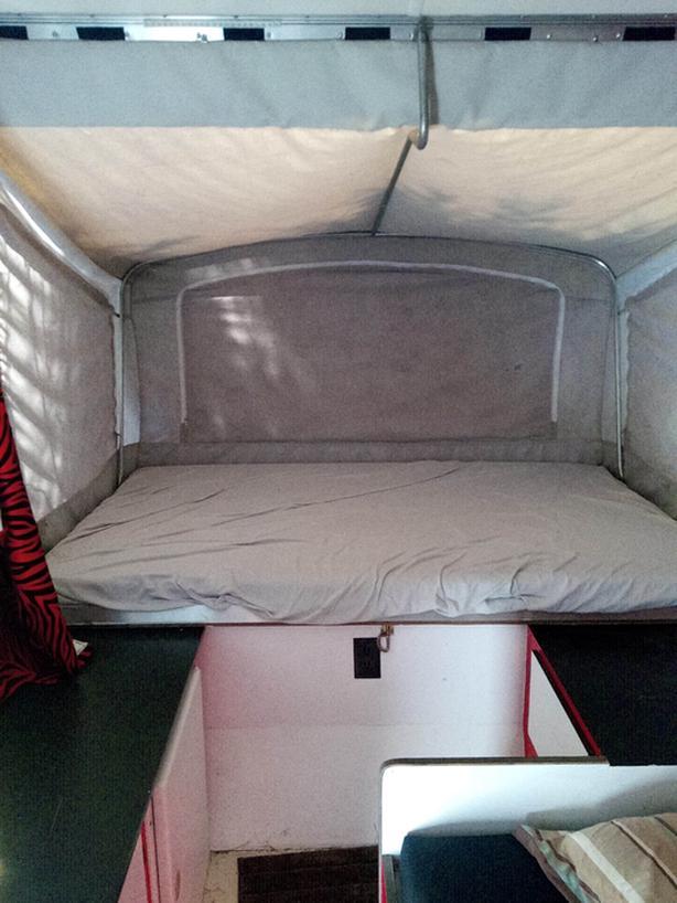 Bonair tent trailer 1994