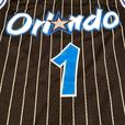 RETRO Tracy McGrady Orlando Magic Jersey