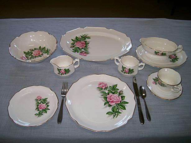 older  beautiful  Dishes