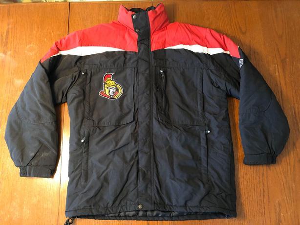 Ottawa Senators Winter Jacket