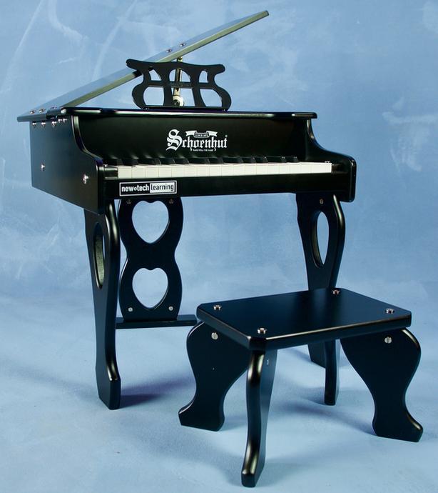 New Schoenhut TOY PIANOS for children