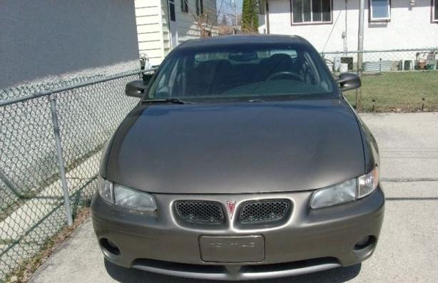 FOR SALE  2002 GRAND PRIX GT