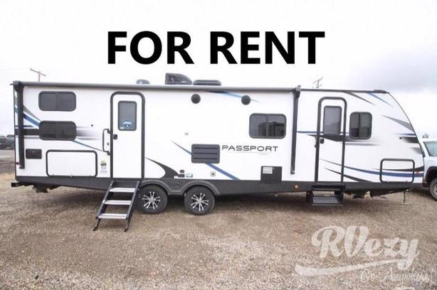 PASSPORT (Rent  RVs, Motorhomes, Trailers & Camper vans)