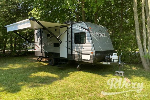Pioneer (Rent  RVs, Motorhomes, Trailers & Camper vans)