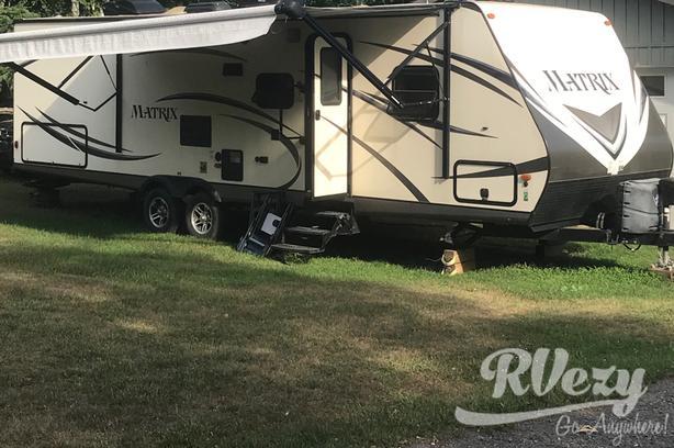Matrix (Rent  RVs, Motorhomes, Trailers & Camper vans)