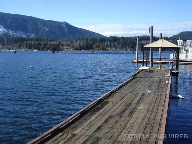 $175,000 Lake Cowichan RV lot