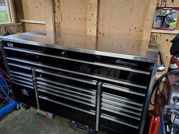 SNAP ON TOOL CHEST KRL 1033