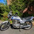 1981 Honda CB400T Hawk