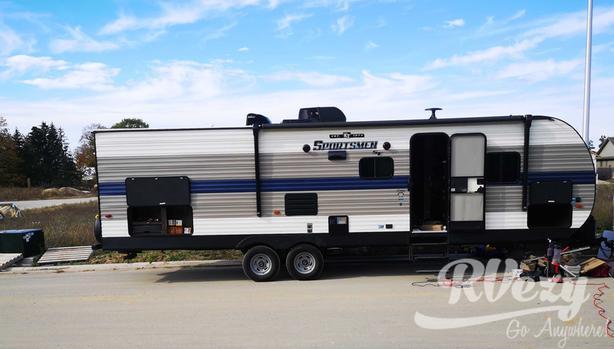 Sportsman 301BHSE (Rent  RVs, Motorhomes, Trailers & Camper vans)