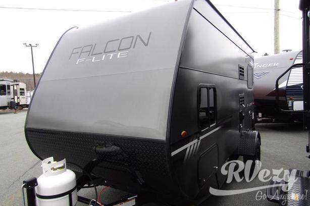 F-Lite 19BH (Rent  RVs, Motorhomes, Trailers & Camper vans)
