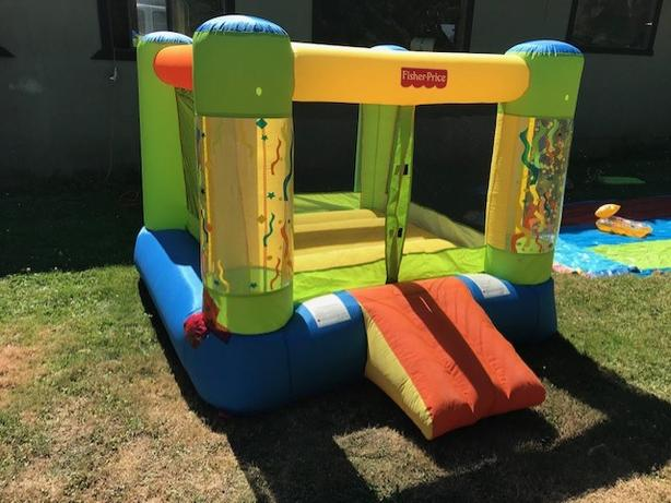OBO Little Bounce Castle