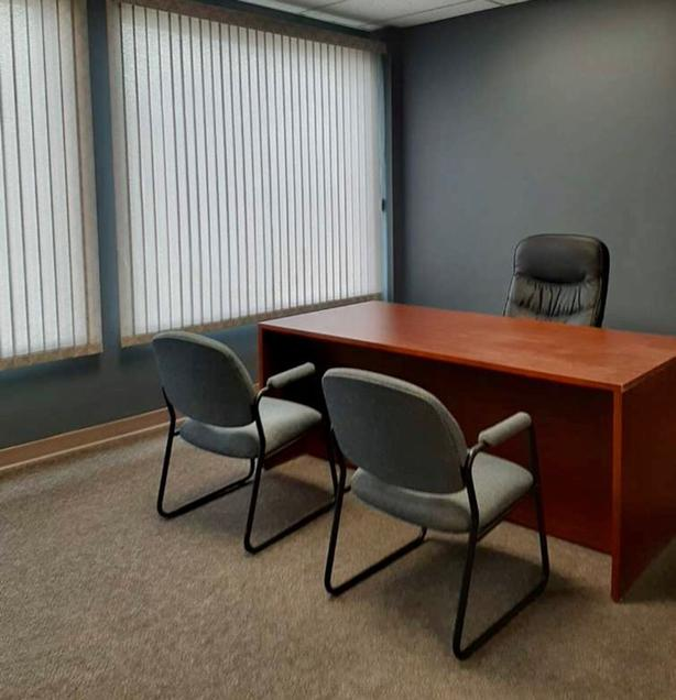 LETEAM RED DEER FULLY FURNISHED OFFICE SPACE-$425/MTH