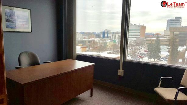 LETEAM BEST PRICED OFFICE SPACE IN RED DEER- $425/MTH