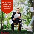 RED DEER: VIRTUAL OFFICE PACKAGE-WORK FROM ANYWHERE-$75/MTH