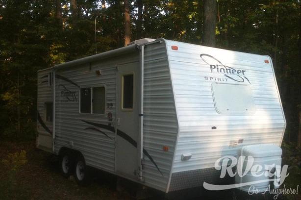 Pioneer spirit 18ck (Rent  RVs, Motorhomes, Trailers & Camper vans)