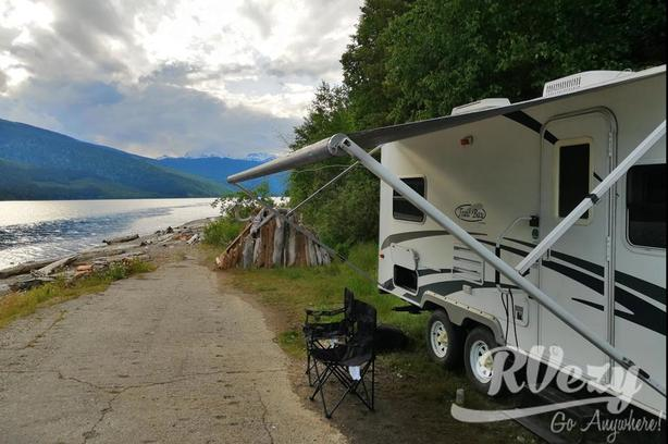 21FD (Rent  RVs, Motorhomes, Trailers & Camper vans)