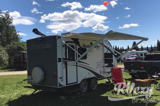 Shadow Cruiser 185FBS (Rent  RVs, Motorhomes, Trailers & Camper vans)