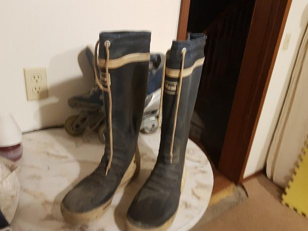 Ladies Viking Rubber boots