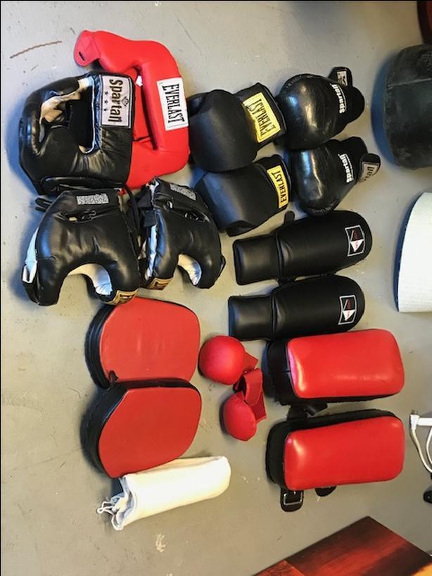 Boxing / MMA Equipment