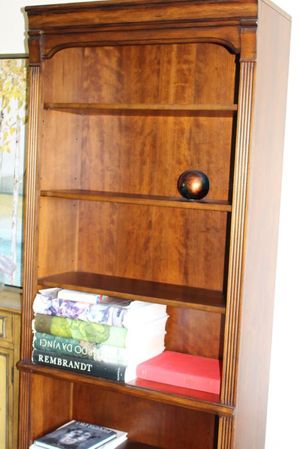 Wood Bookcase - Good Quality