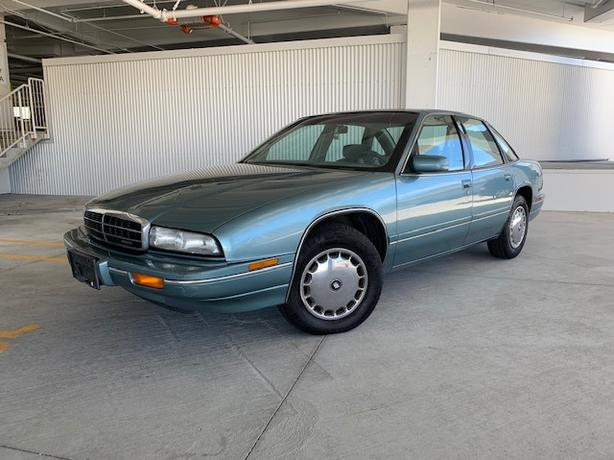 1994 Buick Regal,  Runs and Drives, Good for Parts or Fix up, Low Kms