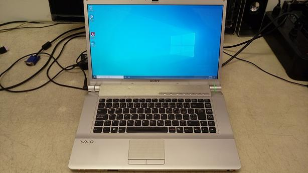 "Sony 15.4"" Notebook"