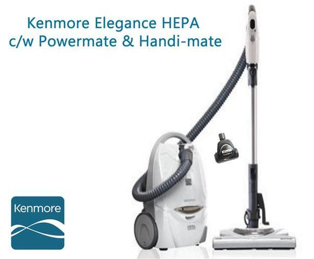 Kenmore ~ Elegance HEPA