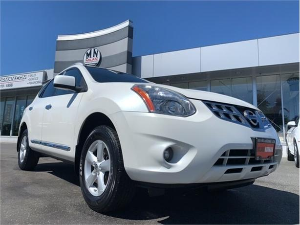 2013 Nissan Rogue SL AWD SPECIAL EDITION LEATHER SUNROOF