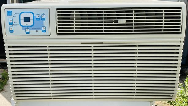 Two Air Conditioners, 10,000 BTU In-Wall models