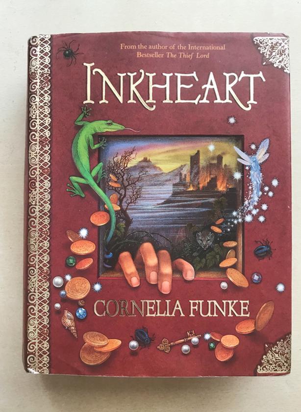 INKHEART Hardcover by Cornelia Funke