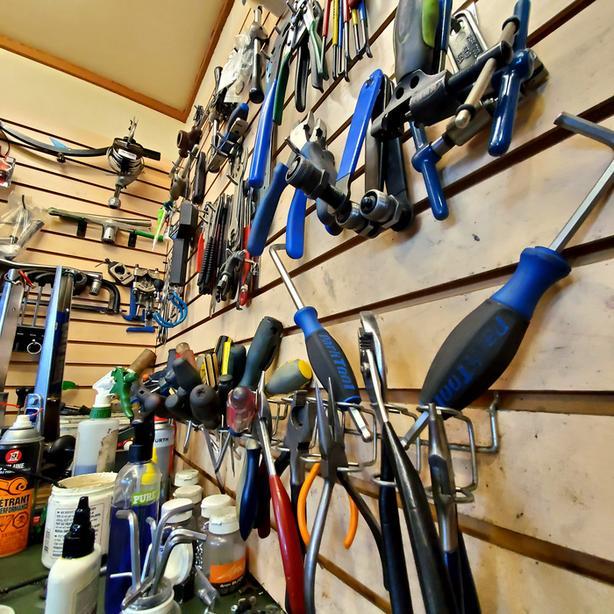 Bicycle Tune ups and Repairs