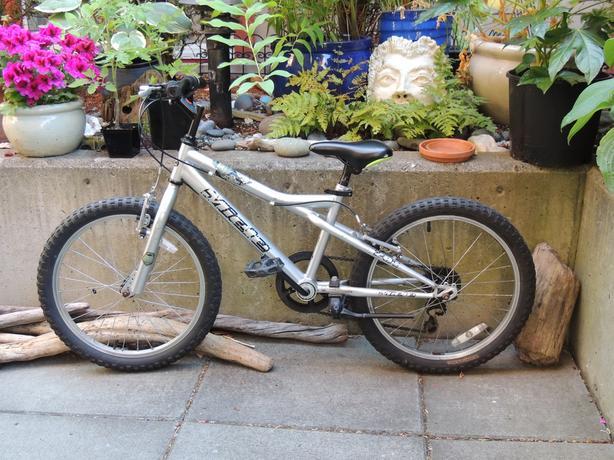 "Miele 20"" wheel 7 speed boys aluminum alloy frame bike, great shape"
