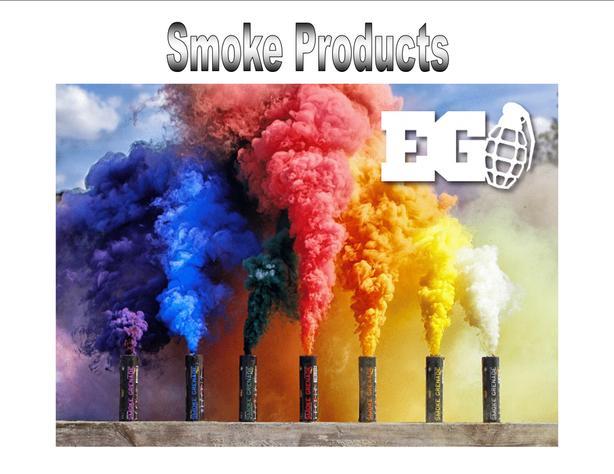 Smoke, Sparklers & More