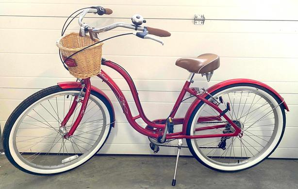 Schwinn Ladies Harbour Cruiser Bike