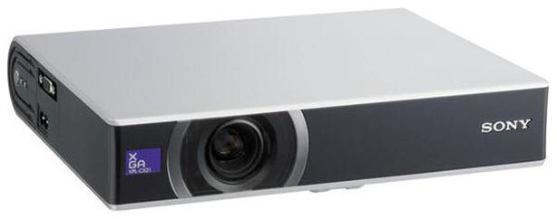 Sony VPL-CX21 Projector w/ remote