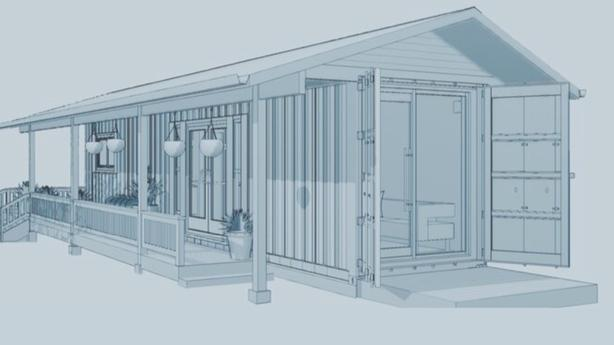 Cabins & Garden Suites