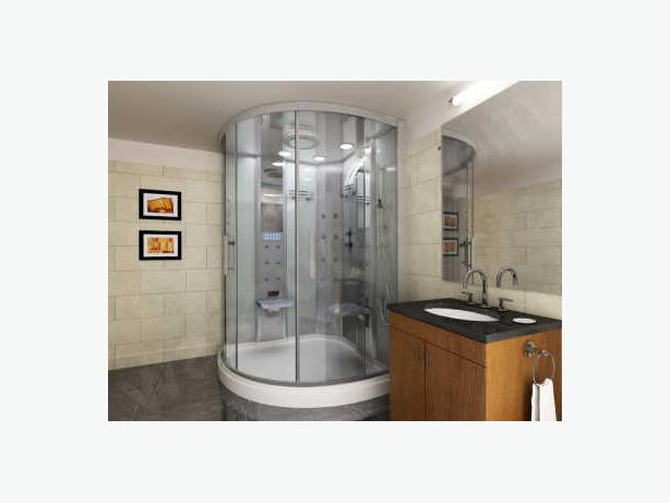 Luxury steam showers and whirlpool jetted spas outside victoria victoria - Luxury steam showers ...