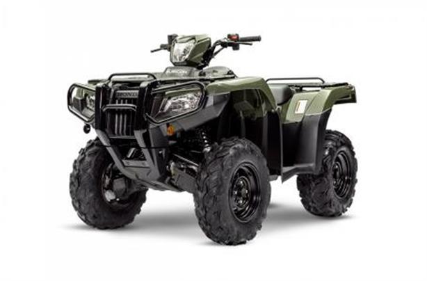 2021 Honda Rubicon 520 DCT IRS EPS - TRX520FA6